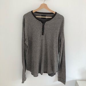 Long sleeve soft tee from Urban Outfitters